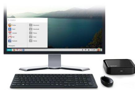 Imp mini PC basado en ARM con Ubuntu preinstalado.