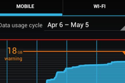 Cómo ahorrar al máximo los megas de tu plan de datos móvil.