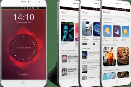 Meizu pone a la venta su MX4 edición Ubuntu