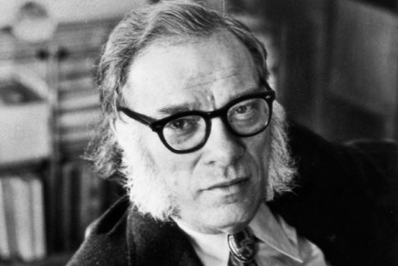 ¿Cuál es el impacto de Internet sobre nuestras vidas?, una increíble entrevista de Bill Moyers a Isaac Asimov en 1988