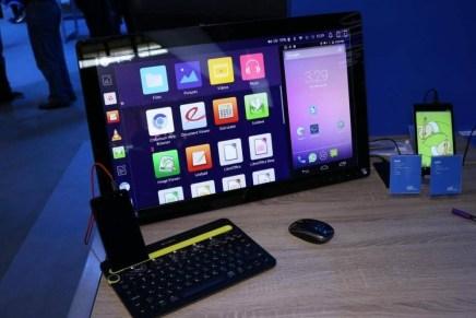 Intel muestra su prototipo de teléfono capaz de correr Linux
