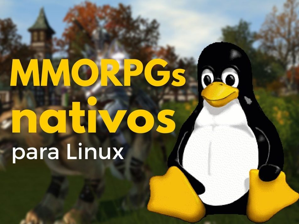 MMORPGs linux