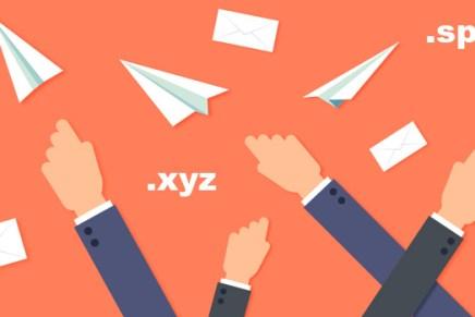 Nuevas extensiones de dominio. ¿Para qué pueden servirnos?