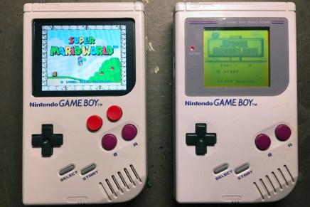 Game Boy Zero, el increible Mod que te hará soñar de nuevo con la Game Boy