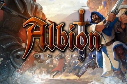 Albion Online, un MMORPG distinto