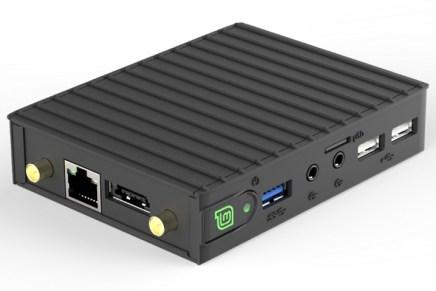 Linux Mint presenta su nuevo mini-PC