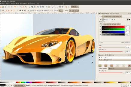 MyPaint, Gimp, Inkscape y Blender: Alternativas libres para diseño gráfico