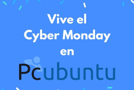 Vive el Cyber Monday en PC Ubuntu