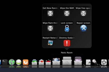 Linux Kodachi, una distribución pensada para blindar tu seguridad