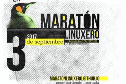Este domingo no te pierdas el primer Maratón linuxero
