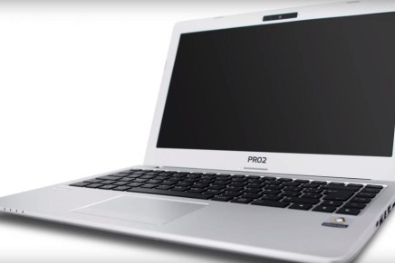 PRO2: Slimbook presenta su nuevo portátil
