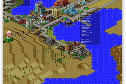 Crean remake Simcity 2000 de código abierto