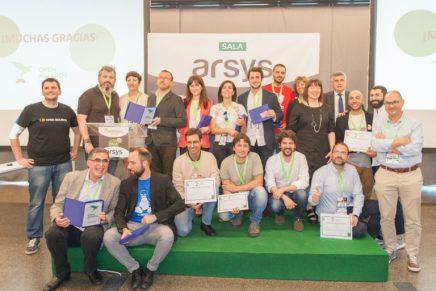 Fallados los premios OpenAwards 2018
