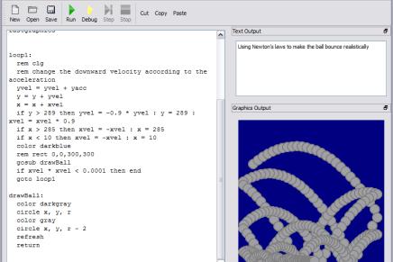 Primeros pasos en la programación con BASIC