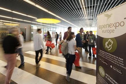 No esperes más. Consigue tu entrada gratis para la OpenExpo Europe 2019