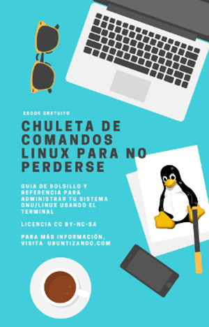 EBOOK gratuito, Chuleta de comandos Linux para no perderse