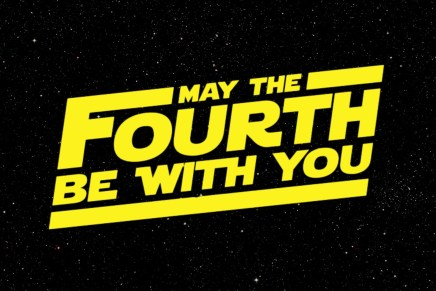 Feliz día de la fuerza: May the open source be with you ;)