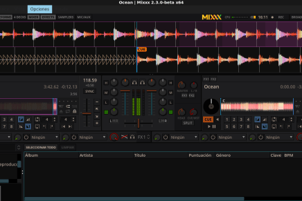 Disponible The Mixxx 2.3 Beta, la alternativa open source a Traktor