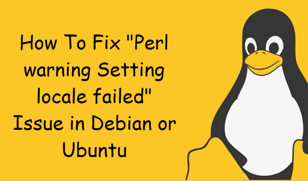 fix perl warning locale failed3