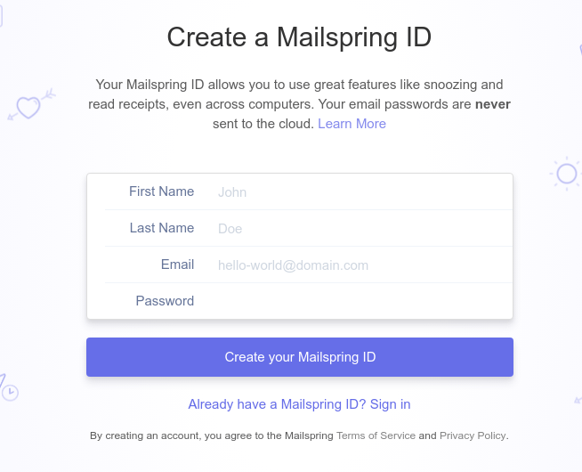 How to install and use MailSpring on Ubuntu 20.04 6