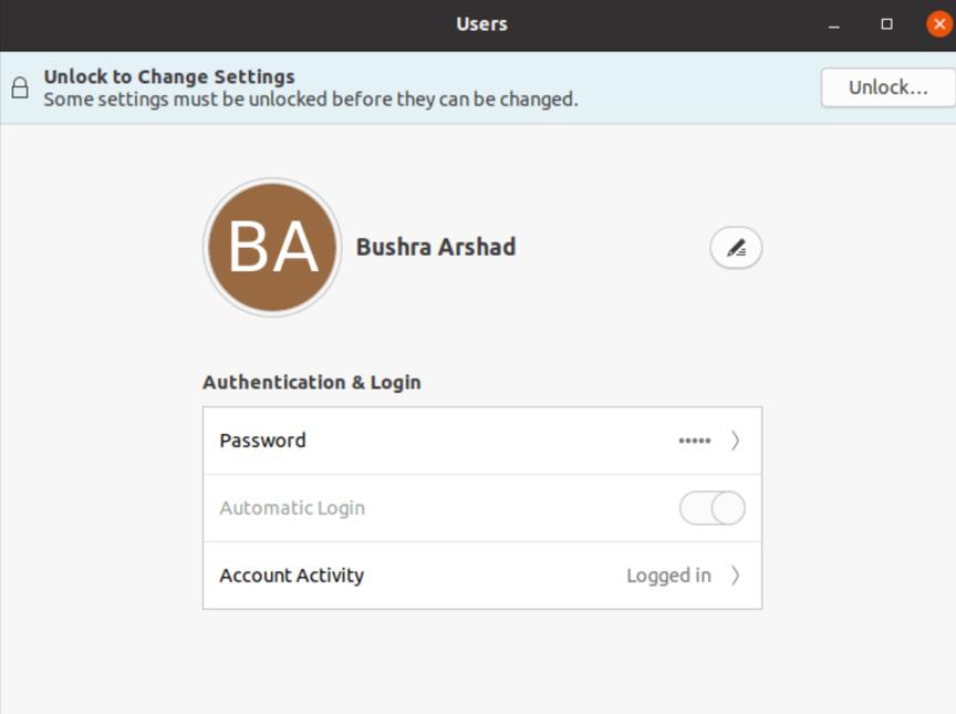 How to Enable Automatic Login on Ubuntu 20.04? 4