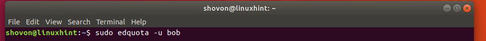 How to Use Quota on Ubuntu? 11