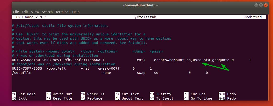 How to Use Quota on Ubuntu? 6