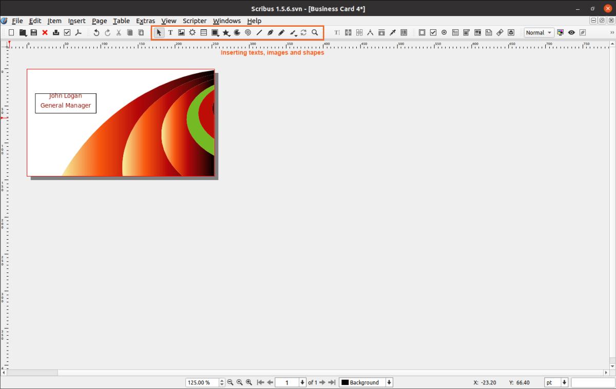 How to Install Scribus on Ubuntu 6