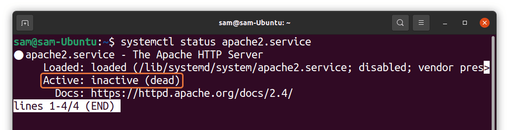 How to Disable a Service in Ubuntu? 4
