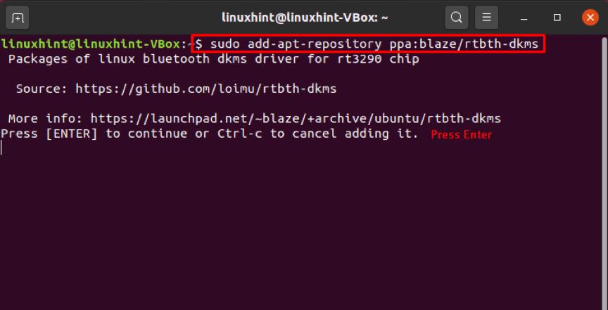 How to restart Bluetooth in Ubuntu? 15