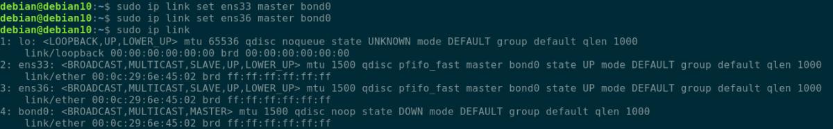 How to Set up Network Bonding Ubuntu 20.04 2
