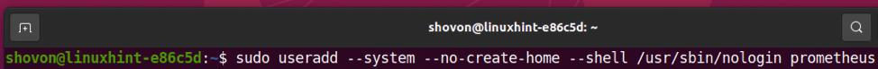 How to Install Prometheus on Ubuntu 20.04 LTS? 2