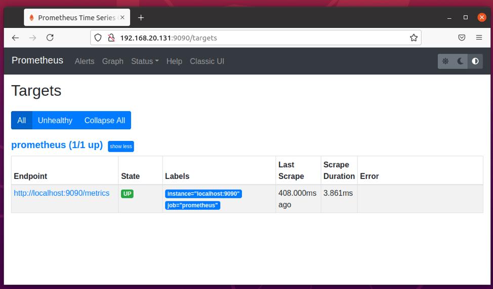 How to Install Prometheus on Ubuntu 20.04 LTS? 28