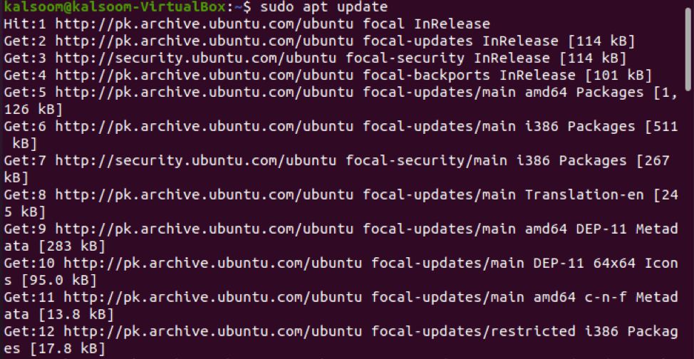 How to Share a Folder on the Local Network With Ubuntu 1
