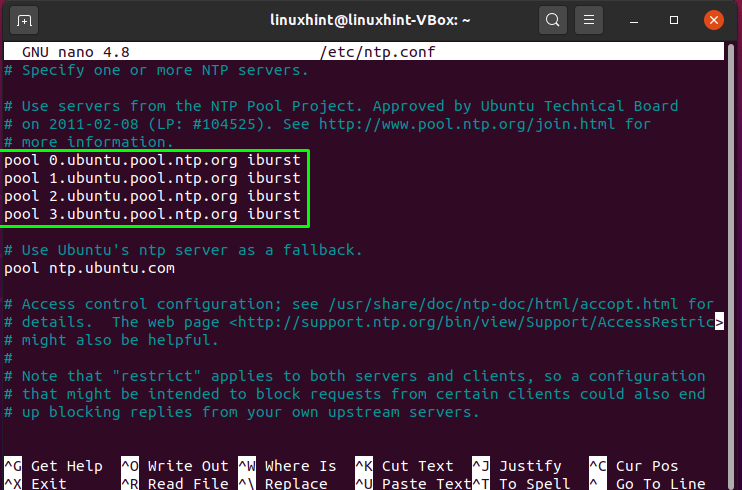 How to Setup NTP Server and Client on Ubuntu 6
