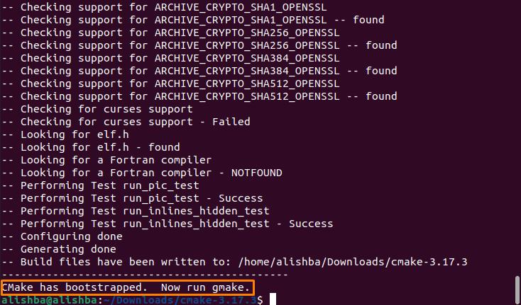 How to Install CMake on Ubuntu 19