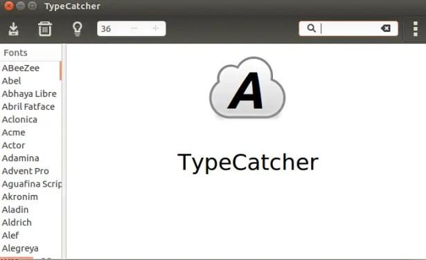 typecatcher