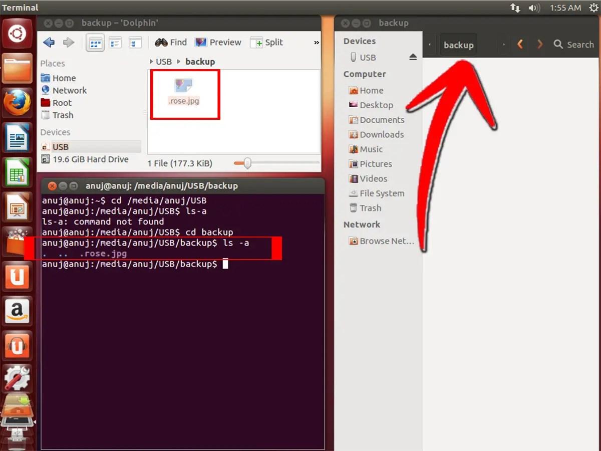 How to show Hidden Files and Folders in Ubuntu - Ubuntu Doc