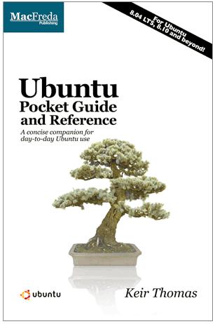 Ubuntu Pocket Guide:  The eBook