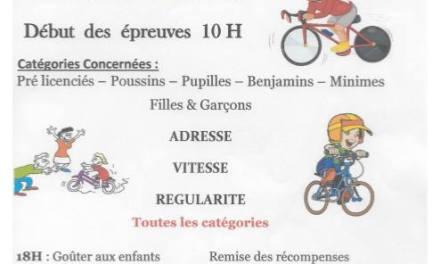 BARCELONNE DU GERS – Rencontre de vélo du 07 juillet 2018