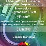 Coupe de France des départements du GSO «piste»