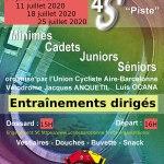 Les 4 samedis cyclistes