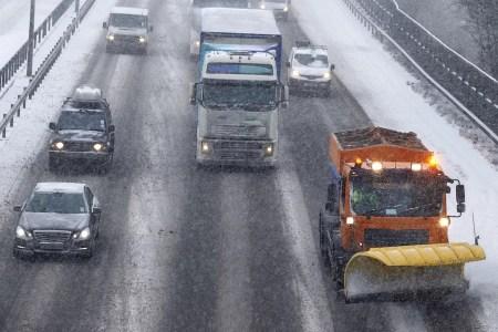 zasady jazdy zimą