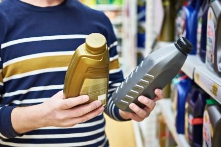 Przechowywanie oleju silnikowego