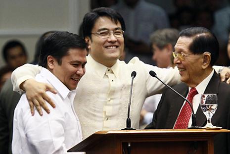Resulta ng larawan para sa jinggoy revilla enrile arrested