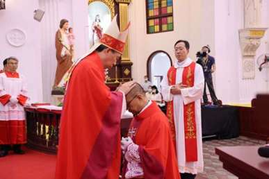 Chinese diocese gets new bishop under Sino-Vatican deal