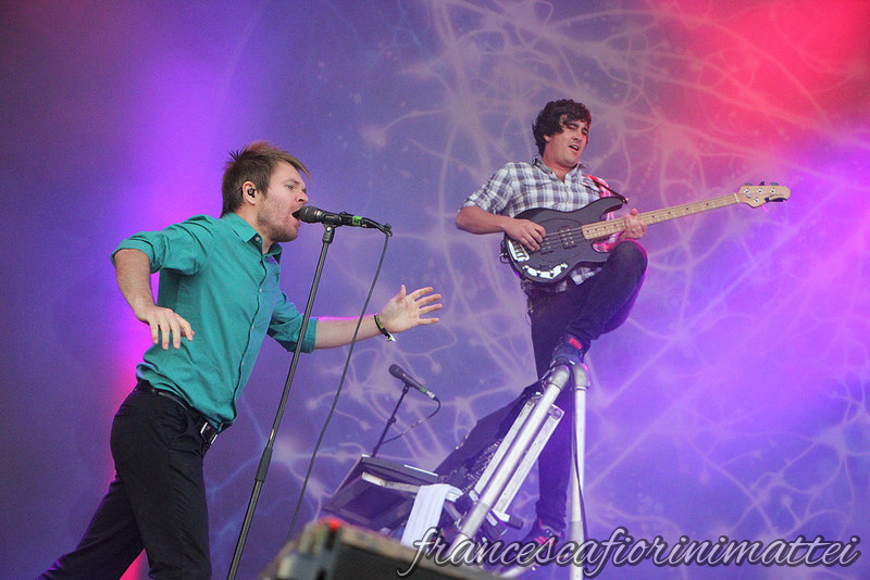 Enter Shikari live at Frequency Festival 2015 - ph Francesca Fiorini Mattei