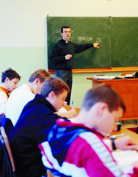Ora di religione scuola