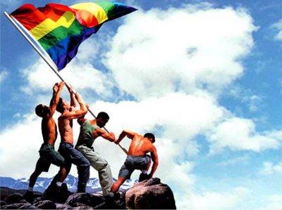 Bandiera omosex
