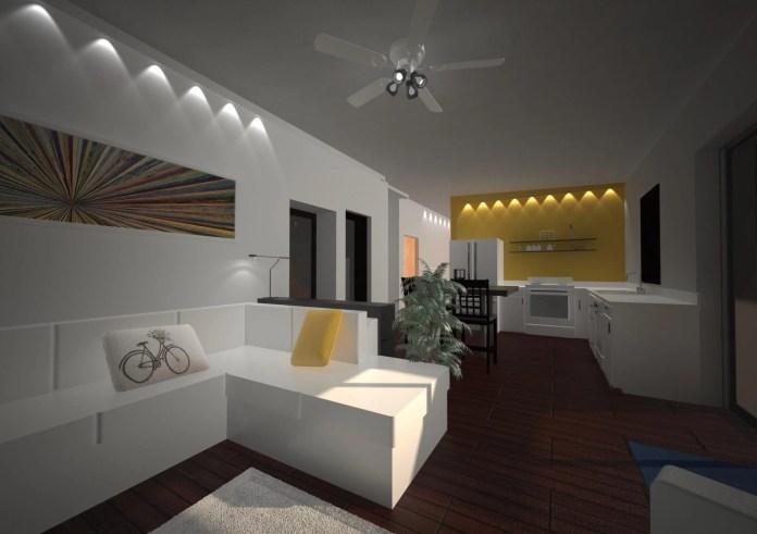 solar-powered houses